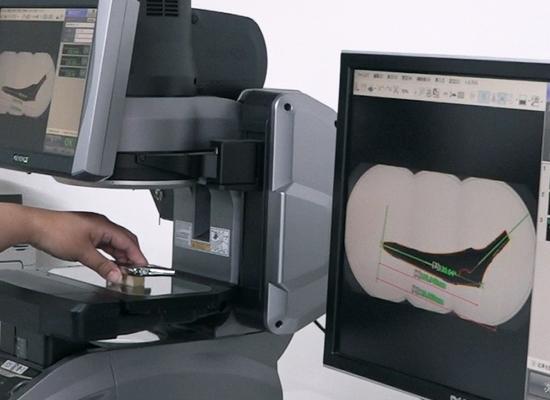 医療機器の検査機械